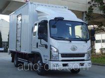 解放牌CA5044XXYPK26L2R5E5型厢式运输车