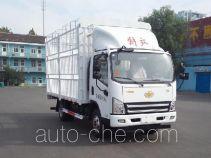 解放牌CA5045CCQP40K17L1E5A84型畜禽运输车