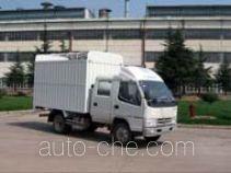 FAW Jiefang CA5046XXBK26L3-2 soft top box van truck