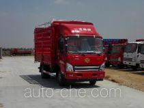 FAW Jiefang CA5047CCYP40K50L1E5A84-1 грузовик с решетчатым тент-каркасом