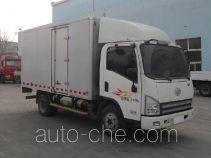 FAW Jiefang CA5047XXYP40K2L1N2E5A84-3 box van truck
