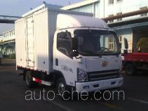 FAW Jiefang CA5047XXYP40K50L1E5A84-3 box van truck