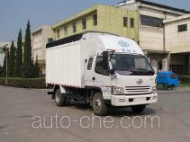 FAW Jiefang CA5050CPYK6L3R5E4 soft top box van truck