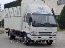 FAW Jiefang CA5052XXBPK26L2R5E4 soft top box van truck