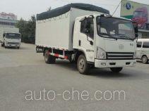 FAW Jiefang CA5053CPYP40K2L1EA85-2 soft top box van truck