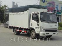 FAW Jiefang CA5053CPYP40K2L2EA84-2 soft top box van truck