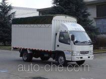 FAW Jiefang CA5060CPYK2L3E4 soft top box van truck