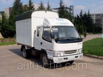 FAW Jiefang CA5060CPYK2L3R5E4 soft top box van truck