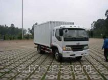 FAW Jiefang CA5060XXYPK2A80-3 box van truck