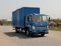 FAW Jiefang CA5061XXYP40K2L4E5A84 box van truck