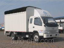 FAW Jiefang CA5070XXBK6L3R5E3 soft top box van truck