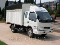 FAW Jiefang CA5070XXBK7L3R5E3 soft top box van truck
