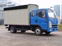 FAW Jiefang CA5074CPYPK26L2R5E4 soft top box van truck