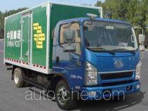 FAW Jiefang CA5074XYZPK26L2E4 postal vehicle