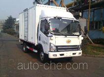 FAW Jiefang CA5077XXYP40K50L1E5A84 box van truck