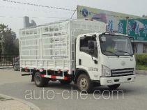 解放牌CA5081CCYP40K2L2E4A84-1型仓栅式运输车