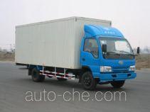 FAW Jiefang CA5081XCLK28L6R5 refrigerated truck