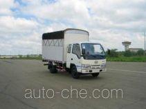 FAW Jiefang CA5081XXBK26L4R5-3A soft top box van truck