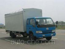 FAW Jiefang CA5081XXBK28L6R5 soft top box van truck