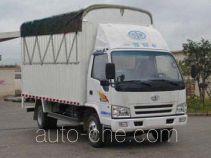 FAW Jiefang CA5082XXBPK26L3E4 soft top box van truck