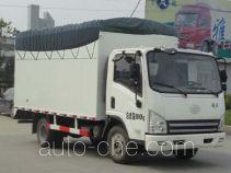 FAW Jiefang CA5083CPYP40K2L1EA84-2 soft top box van truck