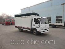 FAW Jiefang soft top box van truck