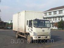 FAW Jiefang CA5086XXYP40K2L1E5A84-3 box van truck