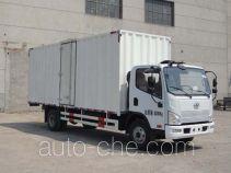 解放牌CA5086XXYP40K2L3E4A84-3型厢式运输车