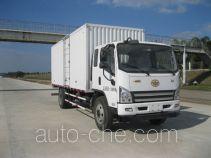 FAW Jiefang CA5091XXYP40K2L4E4A85-3 box van truck