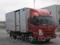 解放牌CA5083XXYPK45L2E4型厢式运输车