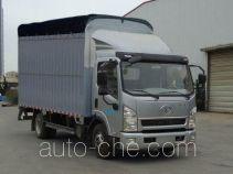 FAW Jiefang CA5094CPYPK26L3E4 soft top box van truck