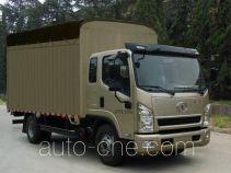 FAW Jiefang CA5094CPYPK26L3R5E4 soft top box van truck