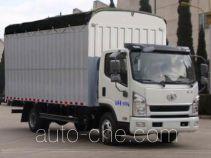 FAW Jiefang CA5094CPYPK26L4E4 soft top box van truck
