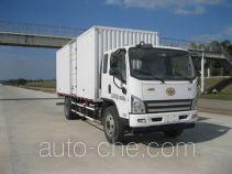 FAW Jiefang CA5100XXYP40K2L5E5A84 box van truck