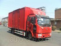 解放牌CA5100XXYP62K1L4E5型厢式运输车