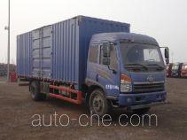 解放牌CA5100XXYPK2E4A80-3型厢式运输车