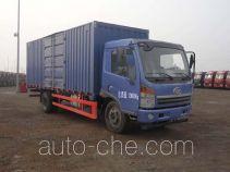 解放牌CA5100XXYPK2E4A81-3型厢式运输车