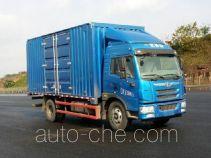 FAW Jiefang CA5100XXYPK2E5A80-3 box van truck