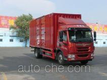 FAW Jiefang CA5103XXYPK2E5A80-3 box van truck