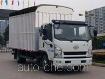 FAW Jiefang CA5104CPYPK28L5R5E4 soft top box van truck