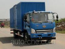 解放牌CA5105XXYP40K2L4E5A84型厢式运输车