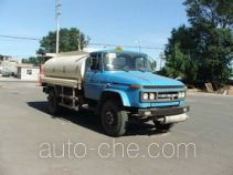 Conventional oil tank truck