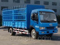 Huakai CA5120CLXYK28L4E3B грузовик с решетчатым тент-каркасом