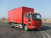 FAW Jiefang CA5120XXYP62K1L4E5 box van truck