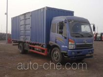 FAW Jiefang CA5120XXYPK2E4A80-3 box van truck