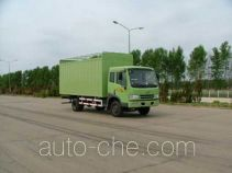 FAW Jiefang CA5123XXYP9K2L4 soft top box van truck