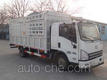 解放牌CA5125CCYP40K2L2E4A85-1型仓栅式运输车