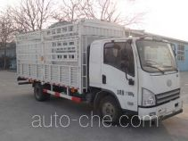 FAW Jiefang CA5125CCYP40K2L2E4A85-1 грузовик с решетчатым тент-каркасом