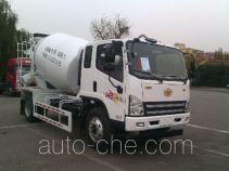 FAW Jiefang CA5125GJBP40K8L3E4A85 concrete mixer truck