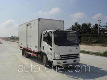 解放牌CA5125XXYP40K2L2E4A84-3型厢式运输车